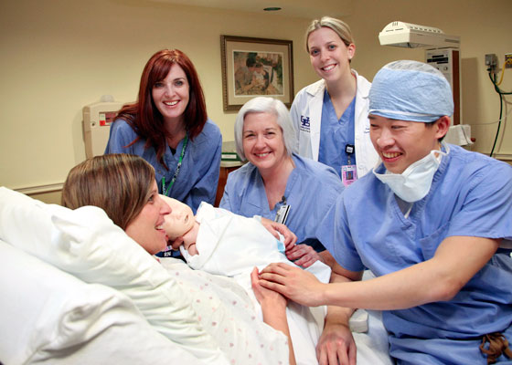 Image result for mother and baby unit with nurse
